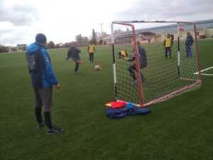 Команда по футболу из Казыл-Маяка стали победителями турнира